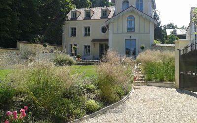 Un jardin de vivaces et de graminées